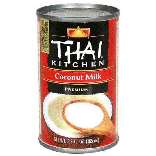 Thai Kitchen Pure Coconut Milk, 5.5-Ounces (Pack of 24)