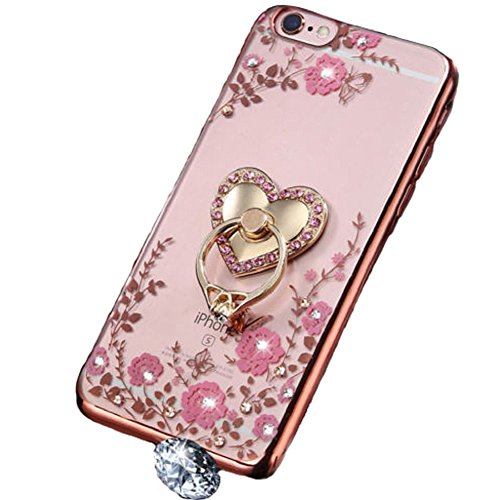 3d-luxury-bling-diamond-ring-holder-stand-clear-soft-tpu-case-cover-for-iphone-6plus-rose-with-pink-