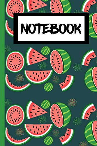 Notebook: Novelty Watermelon Lover Gifts | Watermelon Gifts For Birthdays | Watermelon Gifts For Teen Girls (Gag Gift) (Best Baby Bags Australia)