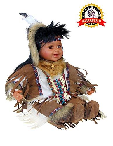 Native American Girl Doll -  22