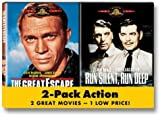 The Great Escape/Run Silent, Run Deep by MGM (Video & DVD) by Robert Wise John Sturges