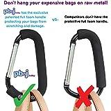 PBnJ baby Clip n Go - 2 Pack X-Large Stroller