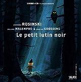 Le petit lutin noir (1CD audio)