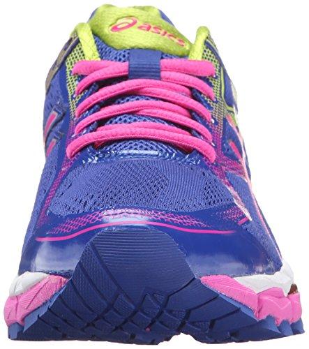 Neon M Scarpa Asics geometra 5 Rosa Colore Noi Bagliore Gel Donne Delle Calce 5 Blu Fwvq116