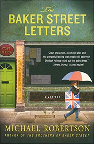 Amazon com: The Baker Street Letters: A Mystery