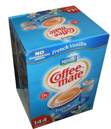 Nestle Coffee Creamer Vanilla Portions