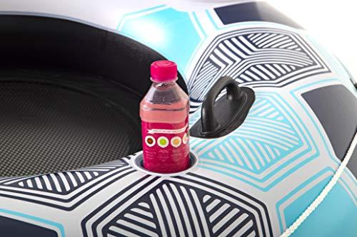 Bestway CoolerZ Rapid Rider Inflatable Blow Up Pool Chair Tube (12 Pack) by Bestway (Image #5)