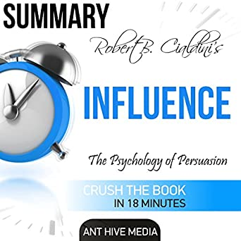 Influence the psychology of persuasion audiobook
