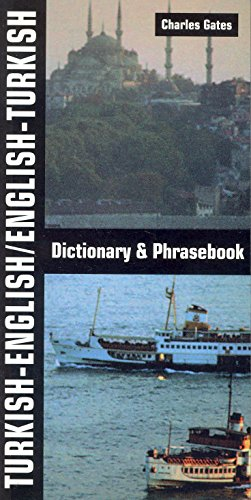 Turkish-English/English-Turkish Dictionary and Phrasebook (Hippocrene Dictionary & Phrasebooks)