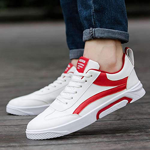 Fashion Sport Small Youth Sneakers Leisure Trend Student Trend Running White Shoes NANXIEHO TOnWX0Zx