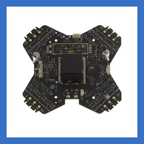 - DJI Phantom 3 Part #76 ESC Center Board & MC & Receiver 5.8G(Sta) for P3 Standard(Sold by Authorized US Dealer-Ship from USA)