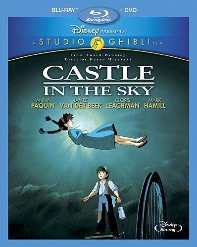 Castle in the Sky (Two-Disc Blu-ray/DVD Combo) by Walt_Disney_Video