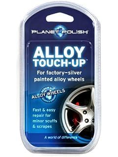 Kerb Damage Scuff Scrape Silver Alloy Wheel Repair Kit for Kia Niro