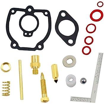 Amazon com: AUTOKAY Carburetor Repair Rebuild Kit for International