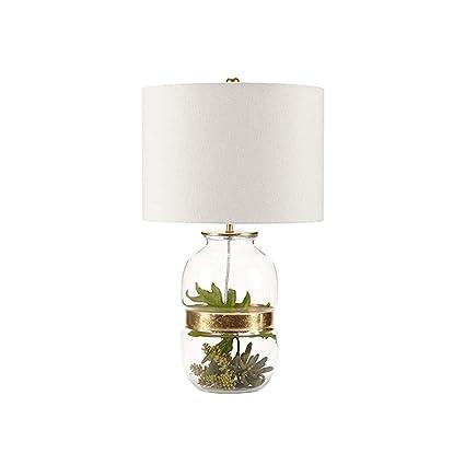 HOYSGS Diseño Decoración Lámparas De Mesa Sencillas para ...