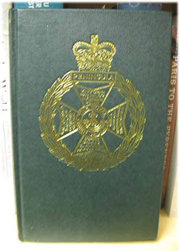 THE ROYAL GREEN JACKETS CHRONICLE 1998 : AN ANNUAL RECORD - VOLUME - Royal Green Jackets