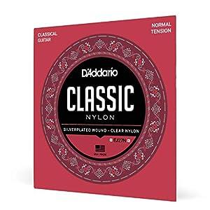 D'Addario EJ27N Student Classics Normale klassische Gitarrensaiten
