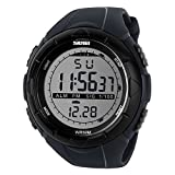 Skmei Trendy Sports Watch Student Watch Electronic Watch(9 styels) (Male Gray)