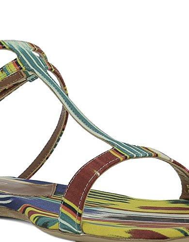 1341027528000 Sandali Multicolor Donna Etro Tessuto 7vnxFH66w
