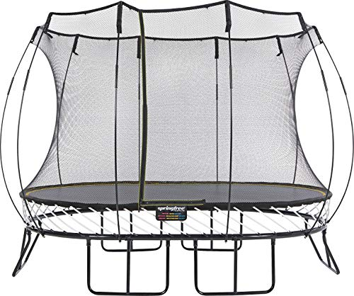 Springfree Trampoline - 8x11ft Medium Oval | Trampoline Only