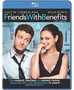 Friends with Benefits Bilingual [Blu-ray]