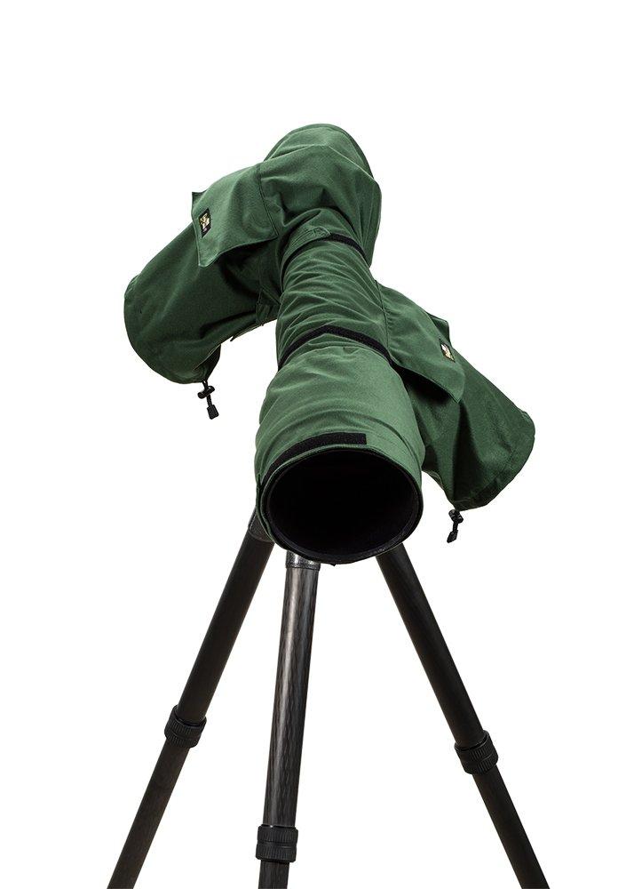 LensCoat LCRC2PGR RainCoat 2 Pro (Green)