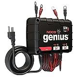 NOCO Genius GENM2, 2-Bank, 8-Amp