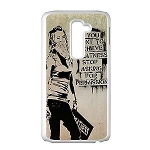 LG G2 Phone Case Graffiti AL391025