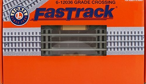 Lionel 6-12036 FasTrack Grade Crossing O ()