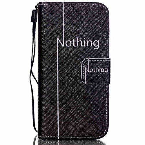 Shell Synthetic Leather (iPhone SE/5S Case,Detachable Protected Credit Card Wallet Synthetic Leather Shell Shock Resistant Card Slots Case Premium Silm Magnetic Wallet Case for Apple iPhone 5S/SE-Alphabet)