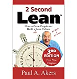 download ebook 2 second lean (how to grow people and build a fun lean culture at work & at home, 3rd edition) pdf epub