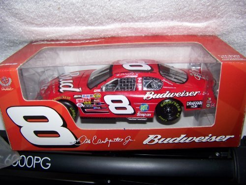Dale Earnhardt Jr. 2005 Budweiser 1:24 Scale Stock Car Limited Edition