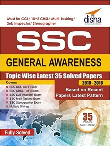 Ssc General Awareness Book