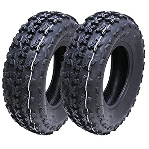2 – Slasher pneus quad, 21×7.00-10 WP01 Wanda Race pneu 6ply E marqué 21 7 10