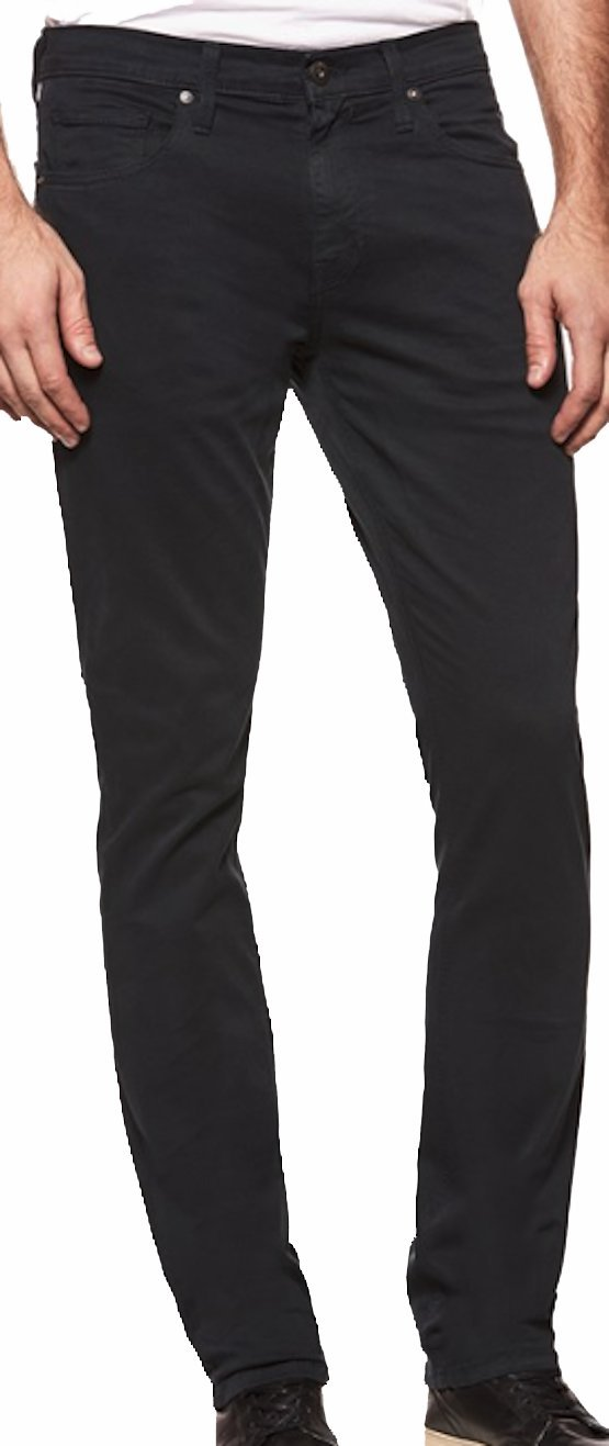 PAIGE Men's Pant Federal Dark Sea Japanese Twill Pants M655710 5146 (33)
