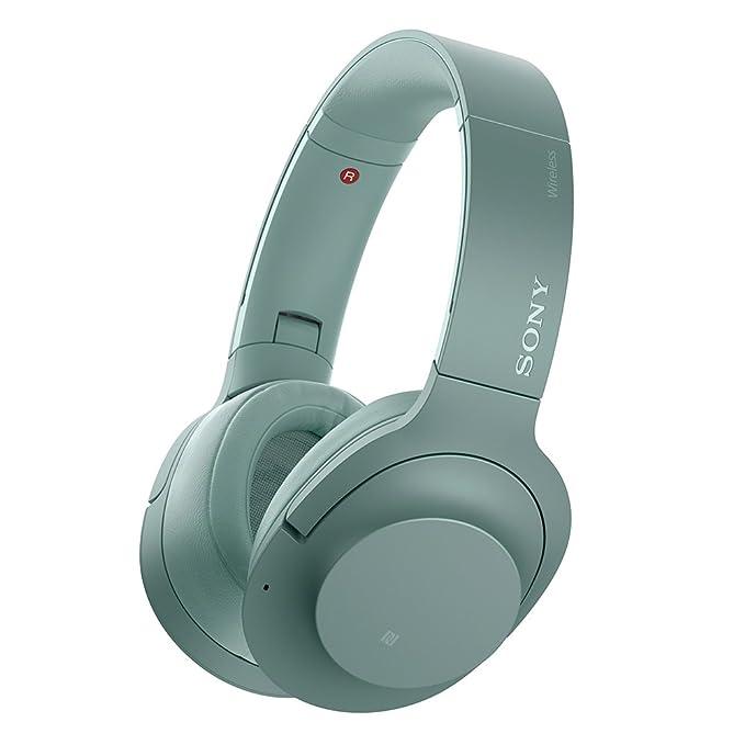 ヘッドホン おしゃれ h.ear on 2 Wireless NC WH-H900N Horizon Greenをおすすめ