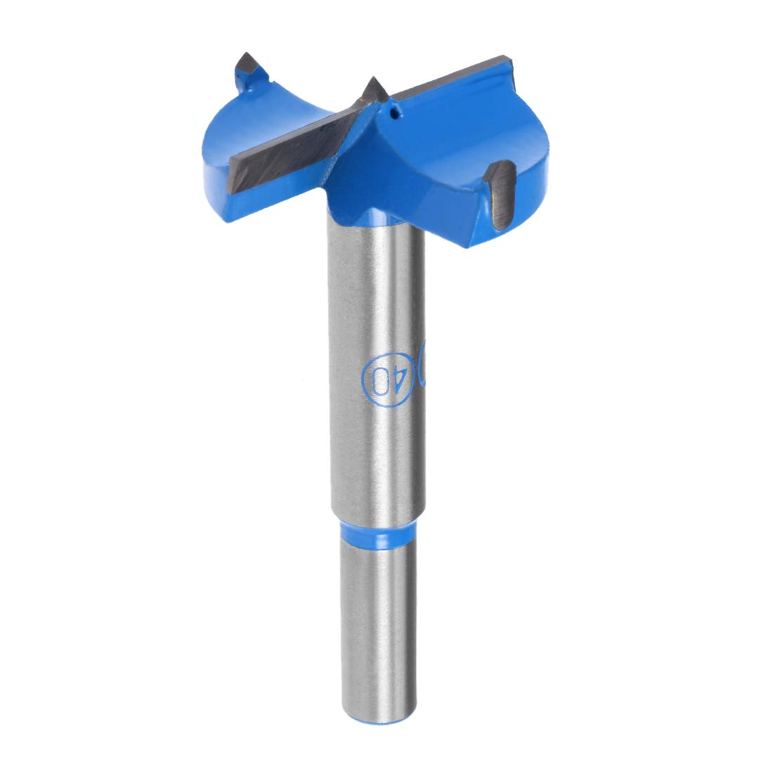 Sourcingmap Carbide Hinge Boring Forstner Drill Bit, 19mm Diameter, 7mm Shank sourcing map