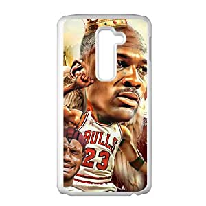 Bulls 23 Fahionable And Popular High Quality Back Case Cover For LG G2