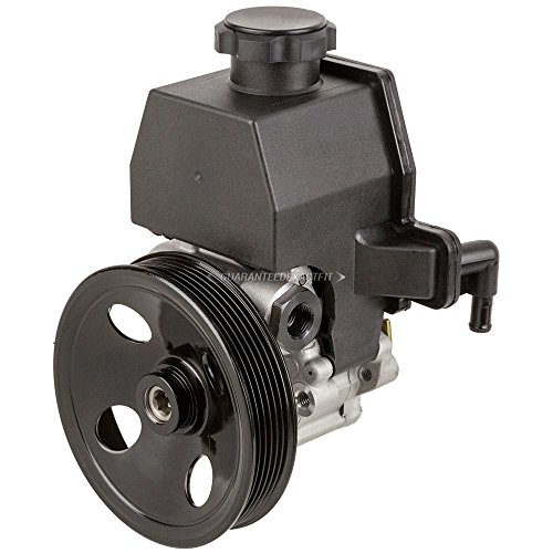 New Power Steering Pump For Mercedes C220 C230 W202 Replaces ZF - BuyAutoParts 86-00990AN New (Replace Power Steering)