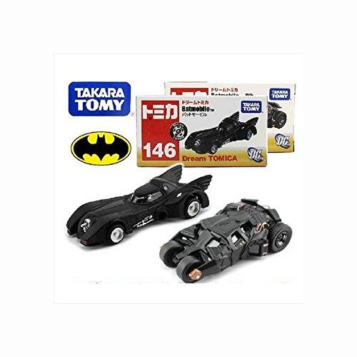 Pieces Tomica Batmobile Tumbler Diecast