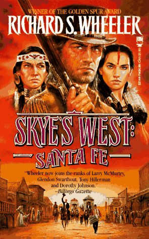 Santa Fe Skyes West Novel product image