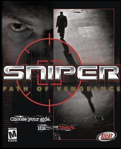 Amazon com: Sniper: Path of Vengeance: Video Games