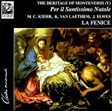 : The Heritage of Monteverdi Vol 5 / Kiehr, Van Laethem, et al