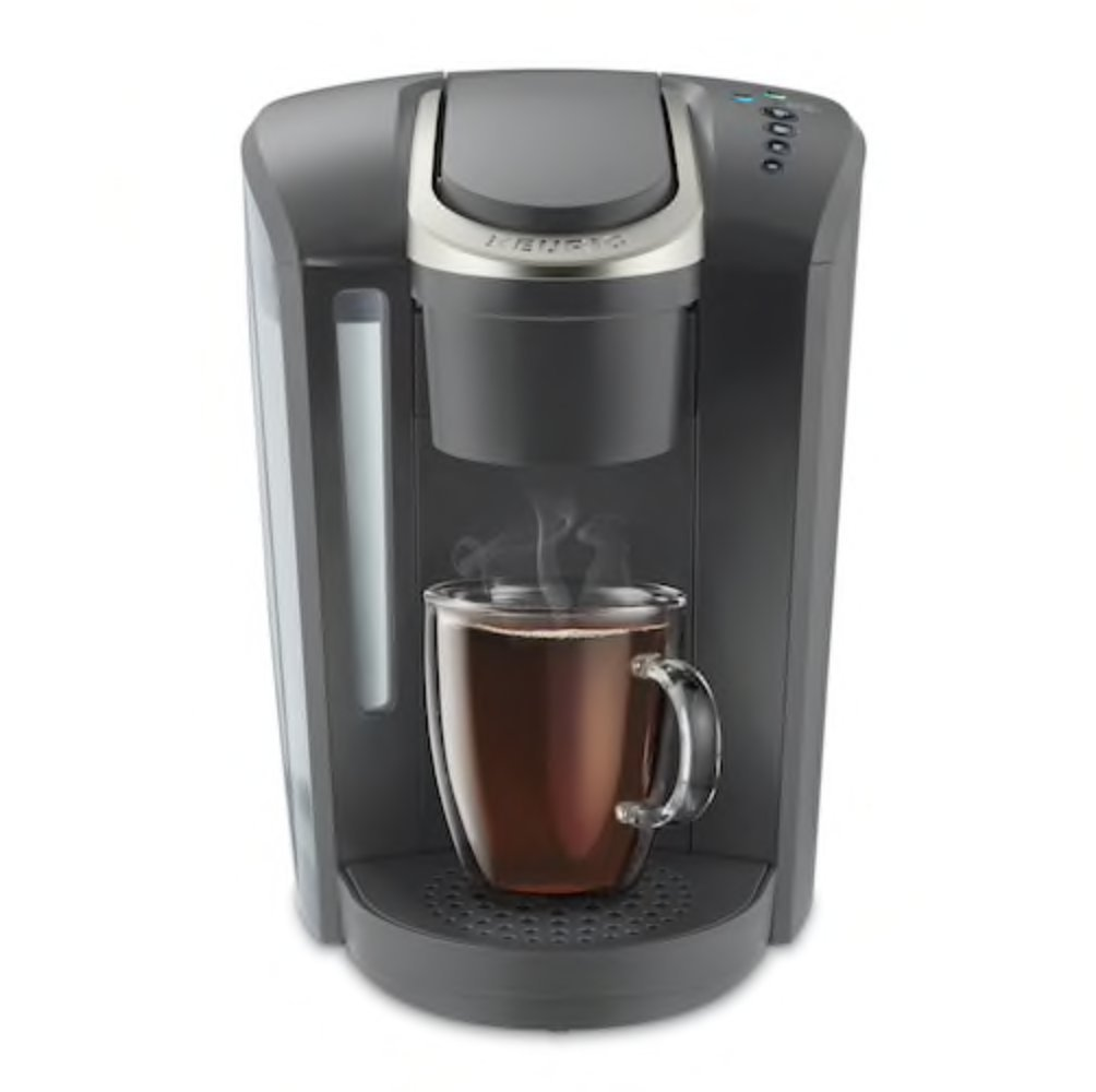 Keurig K-Select Single-Serve Compatible with K-Cup Pod Coffee Maker, Gray Graphite