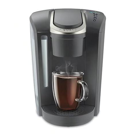 Amazon.com: Keurig k-select cápsula K-Cup Pod cafetera, gris ...