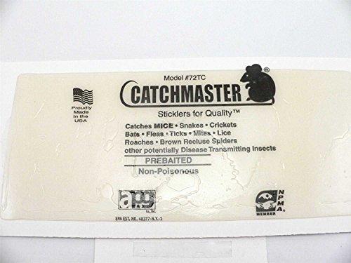 72 Catchmaster Mouse Glue Traps Glue Boards Mouse Traps Pean
