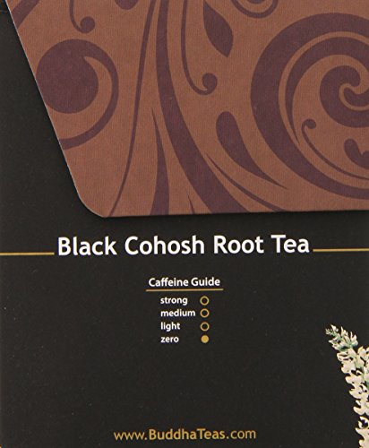 Buddha Teas Black Cohosh Root Tea, 18 Count (Pack of 6) by Buddha Teas (Image #5)