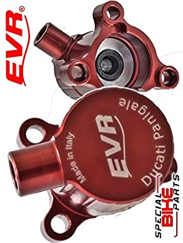 Ducati Cilindro receptor de embrague 29 mm con 30% menos mano Fuerza. 748 916 998 1098 1198 Monster Multistrada vom Ducati Racing Índice alsiten EVR: ...