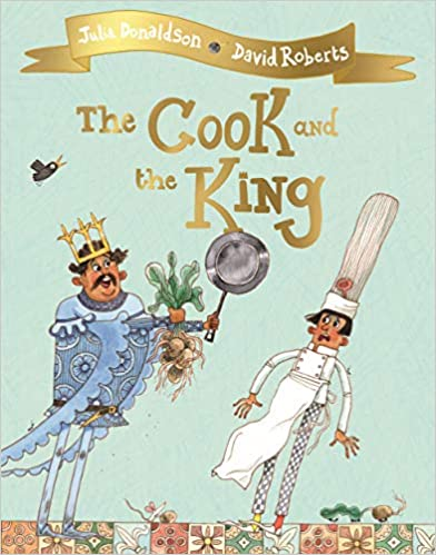 The Cook And The King por David Roberts epub