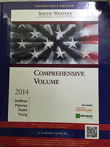 south western federal taxation 2010 comprehensive Solution manual for south western federal taxation 2019 comprehensive 42nd edition by david m maloney table of contents part i: introduction and basic tax model.